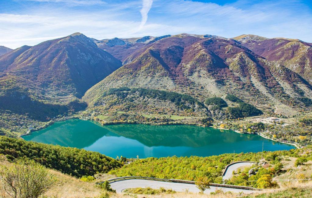 I Laghi in Abruzzo